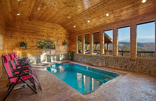 Pigeon Forge Cabins | Indoor Pool Cabins in Pigeon Forge