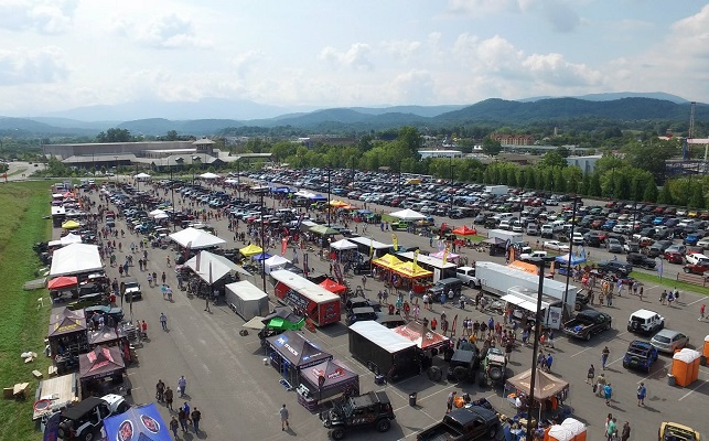 Upcoming Car Shows In The Smokies 2019 Smoky Mountain Dream Vacation
