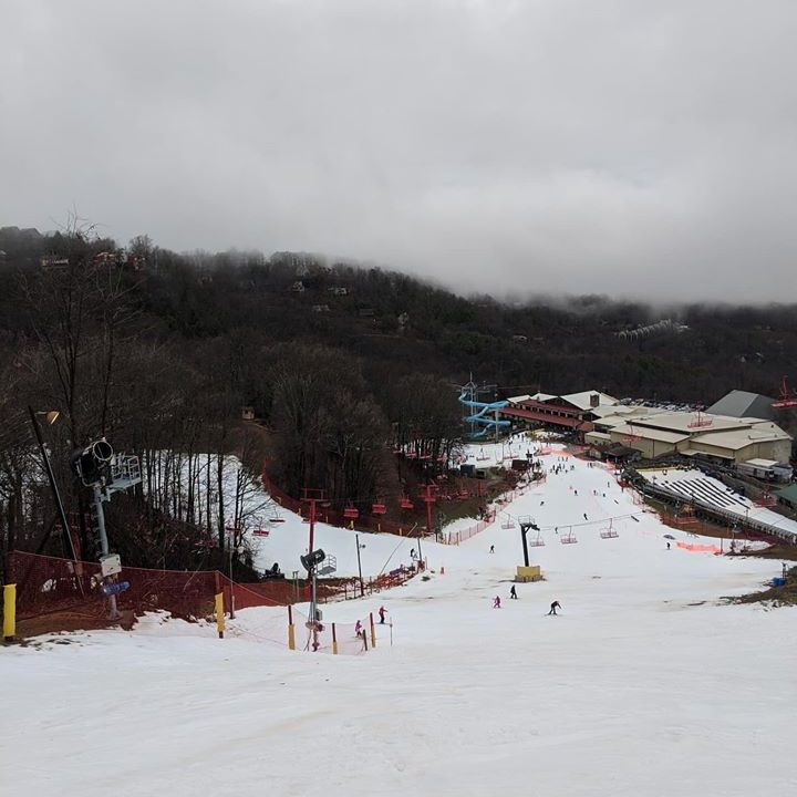 Ober Gatlinburg Snow
